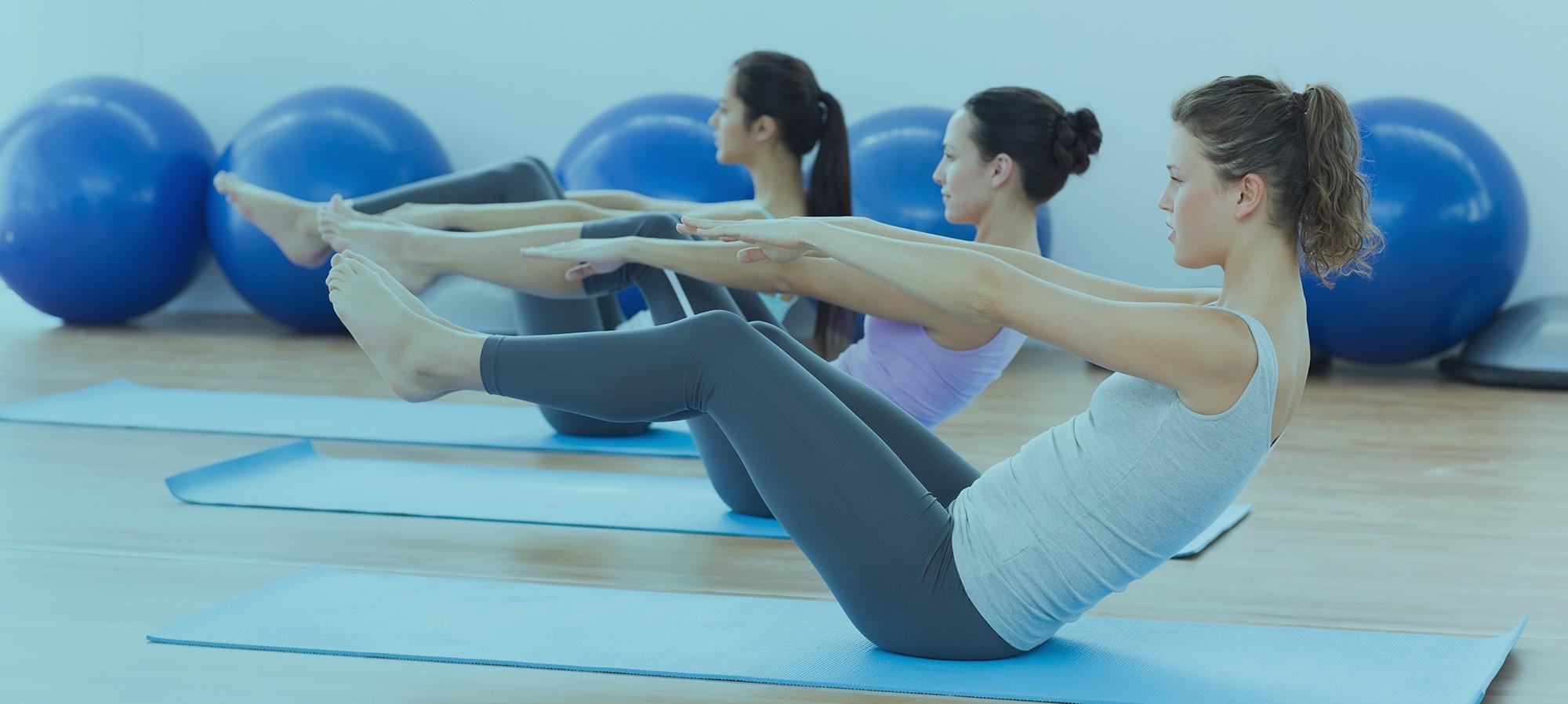 S.T.O.T.T. Pilates Class Sligo | Complete Body Movement