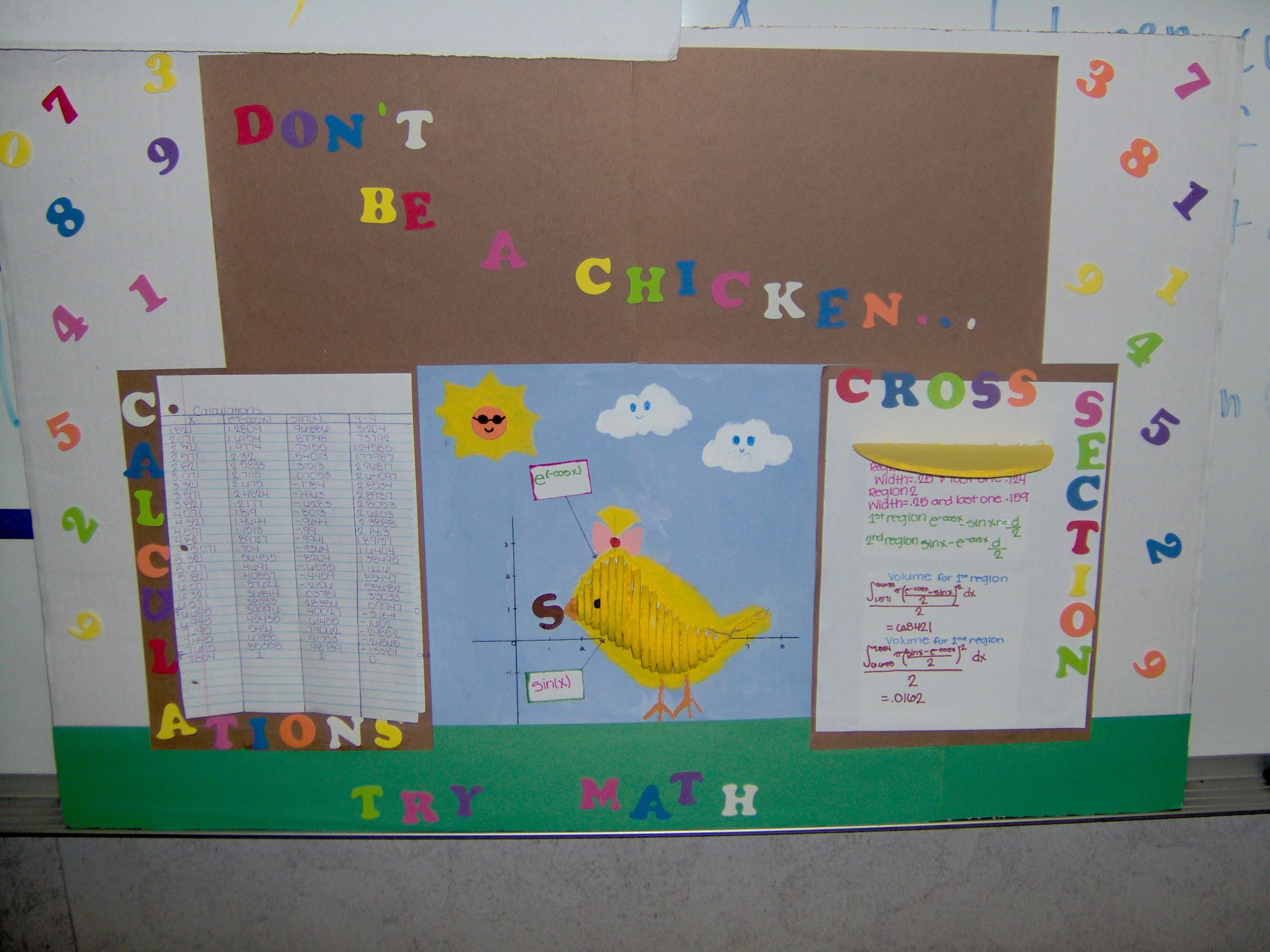 Citrus Hill High School Calculus Precalculus Volume Project