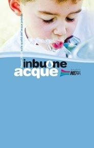 Gruppo Hera _ In buone acque _ Report 2010