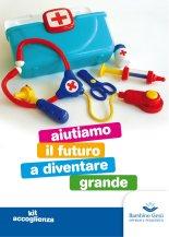 Ospedale pediatrico Bambino Gesù _ Kit accoglienza