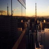 Paulista sunset