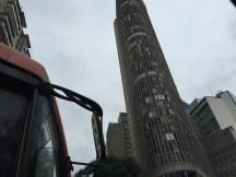 Torre Italia from the street in Republica