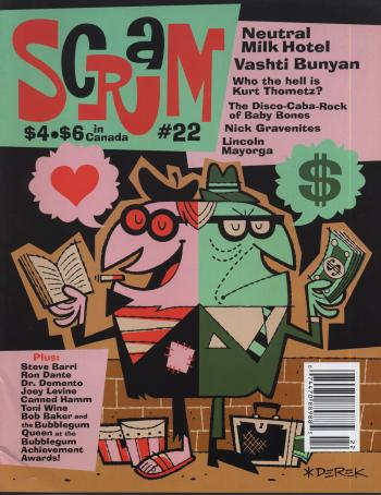 Article from SCRAM Issue 22