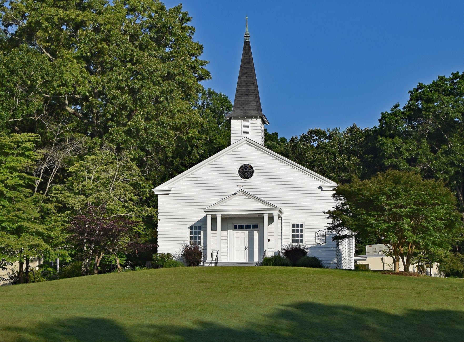architecture building chapel church