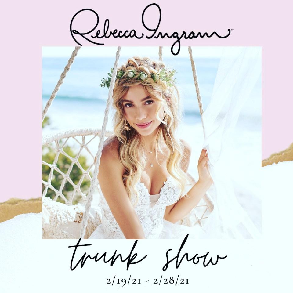 Rebecca Ingram Trunk Show image