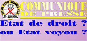 160807 Communiqué de presse
