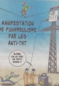 Dessin humour du Dauphiné Libéré