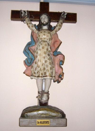 Santa Liberata, Wissant