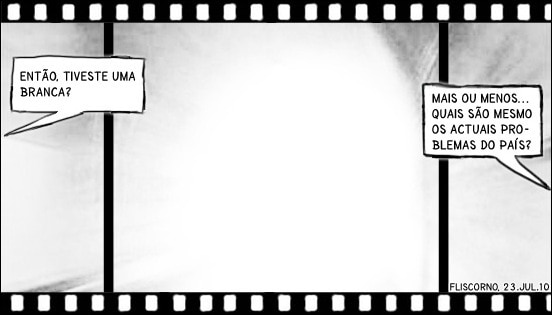 film strip - branca