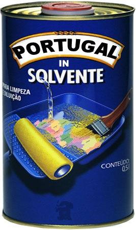 PORTUGAL in solvente