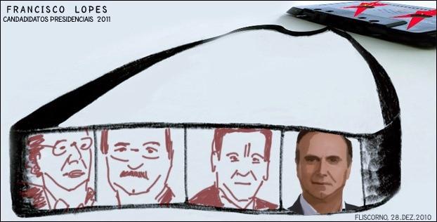 candidatos presidenciais - Francisco Lopes