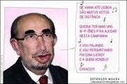 candidatos presidenciais - Defensor Moura