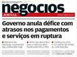 Governo anula défice com gastos em atraso e serviços em ruptura