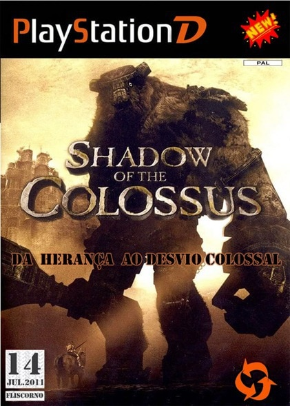 shadow of the colossus D