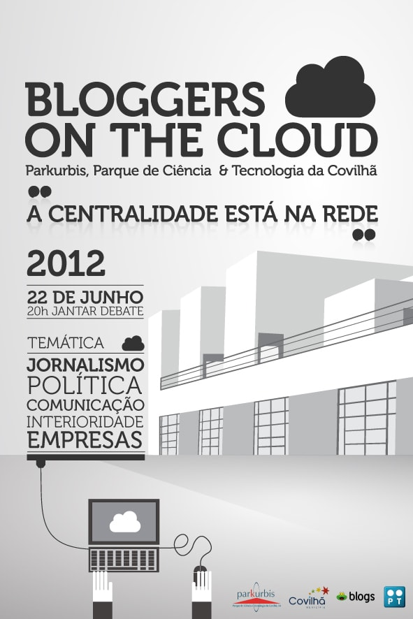 Bloggers on the Cloud