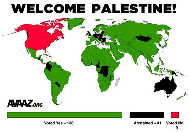 welcome palestina