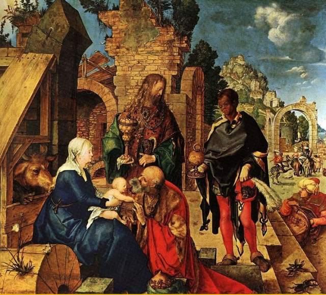 Albrecht Durer-Alberto Durero 1504