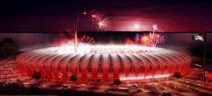 Estádio: Governador José Fragelli (Verdão), Cuiabá (MT) Escritório responsável pelo projeto: Castro Mello Arquitetos Valor estimado da obra: R$ 350 milhões...