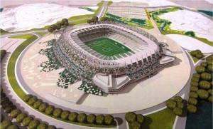 Estádio: Otávio Mangabeira (Fonte Nova), Salvador Arquitetos responsáveis pelo projeto: Marc Duwe e Claas Schulitz (Schulitz+Partner Architekten) Valor estimado da obra: R$ 231 milhões...