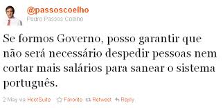 passos twit