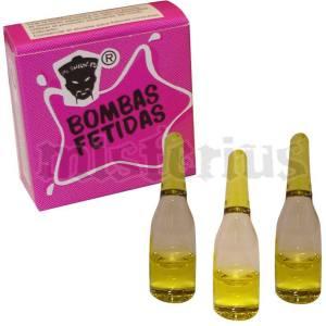 bombas fetidas