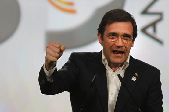 Pedro Passos Coelho no 39º Aniversário do PSD