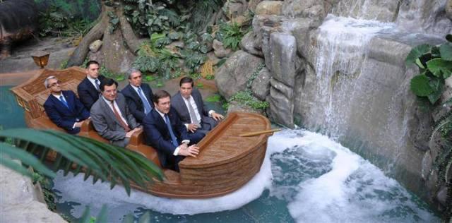 governo de barco