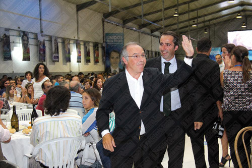 SH e Marques Mendes