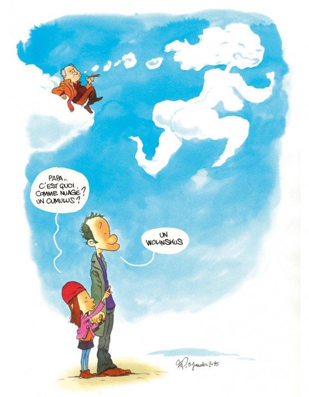 Papa-t-es-la-par-Elsa-Wolinski_desenho de Zep