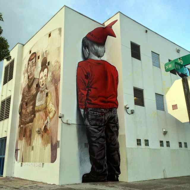 Pixel Pancho in Miami