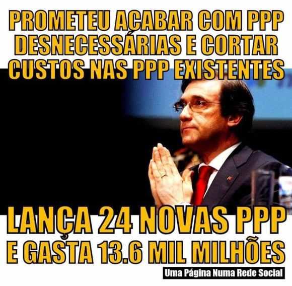 PPP Passos Coelho