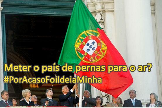 PorAcasoFoiIdeiaMinha