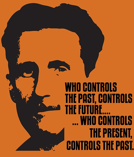 Who controls the past