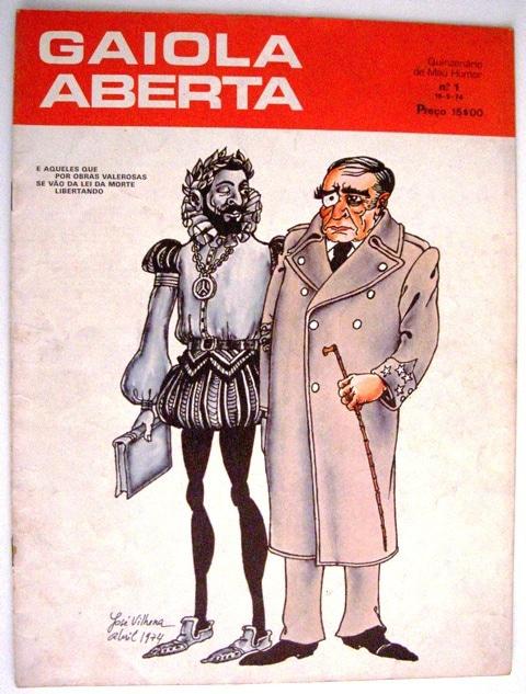Gaiola Aberta