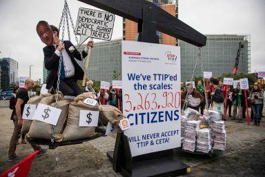 TTIP- assinaturas