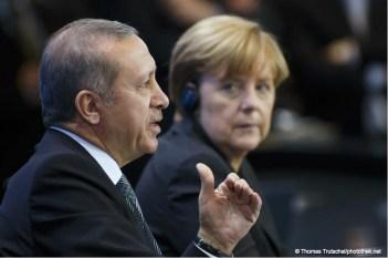 erdogan merkel