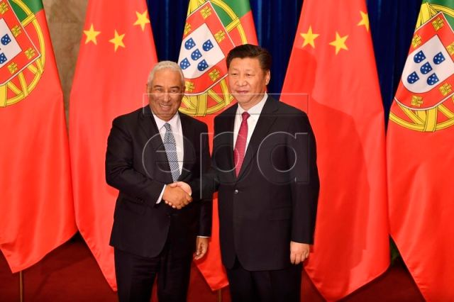 Portuguese Prime Minister Antonio Costa visits Chinese President Xi Jinping