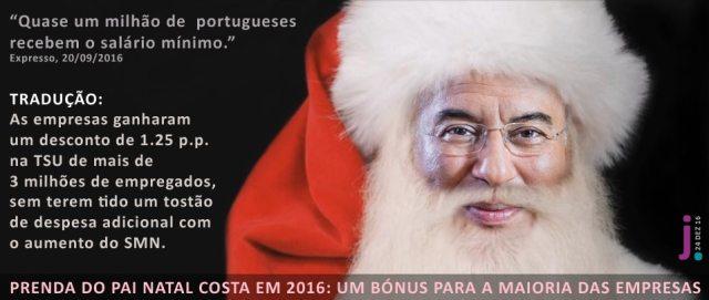 Pai Natal Costa