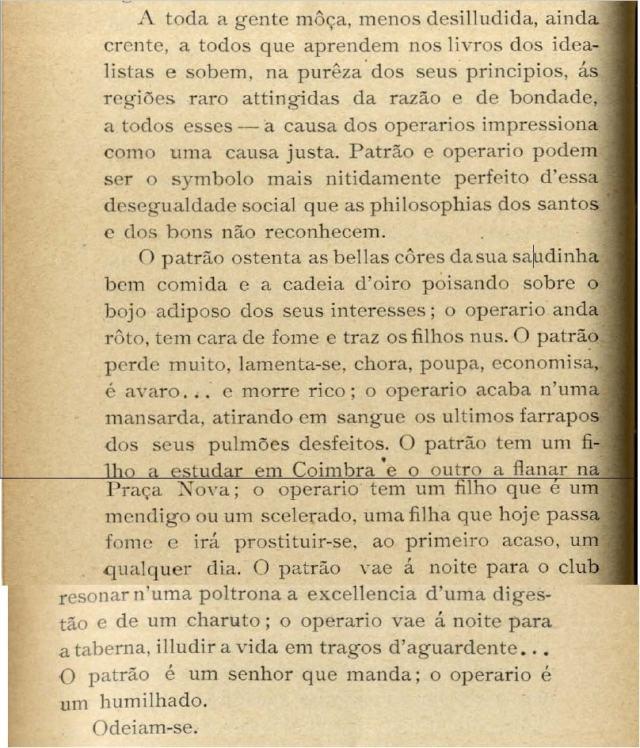 Aguilhadas : Publicação mensal de critica á arte, á politica e aos costumes, n.º 2, Julho 1903
