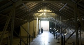 Inside where the desaparecidos were kept