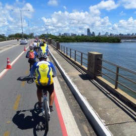 Urban ride: Pina River