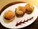 profiteroles-con-chocolate