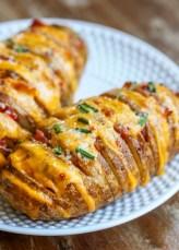 patatas acordeon rellenas