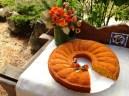 bizcocho de zanahorias y naranja