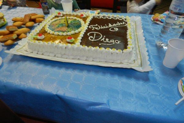 Cumpleaños de Diego