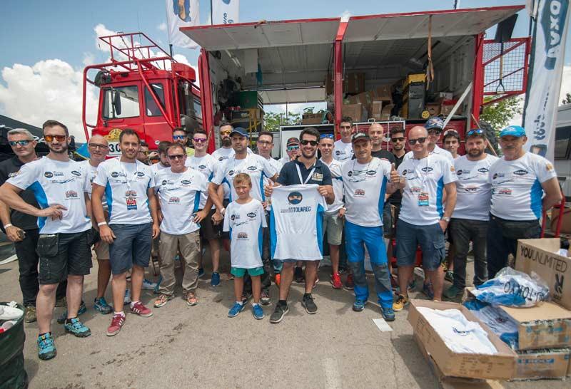 Proyecto Dakar 2019
