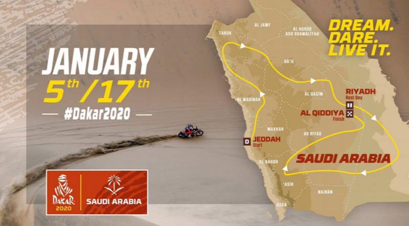 Proyecto Dakar 2020