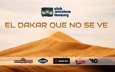 El Dakar que no se ve