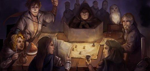 Grupo de RPG