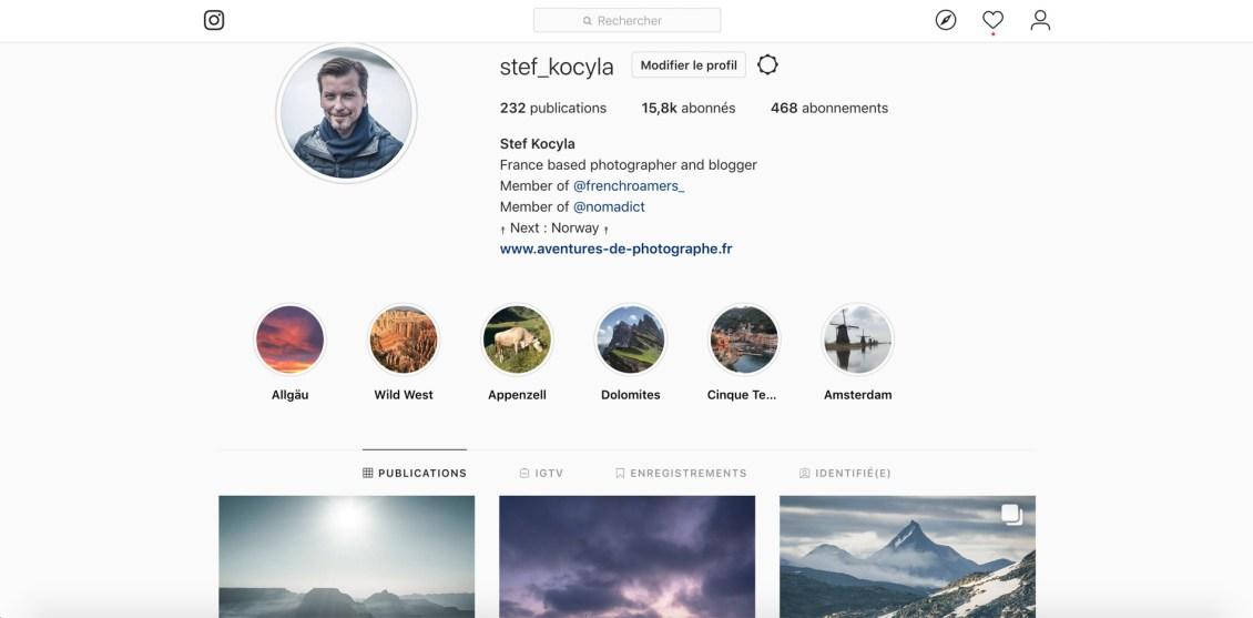 l'originalité n'est plus sur instagram